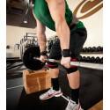 Big Grip Lifting Strap Molletonné avec Boucle