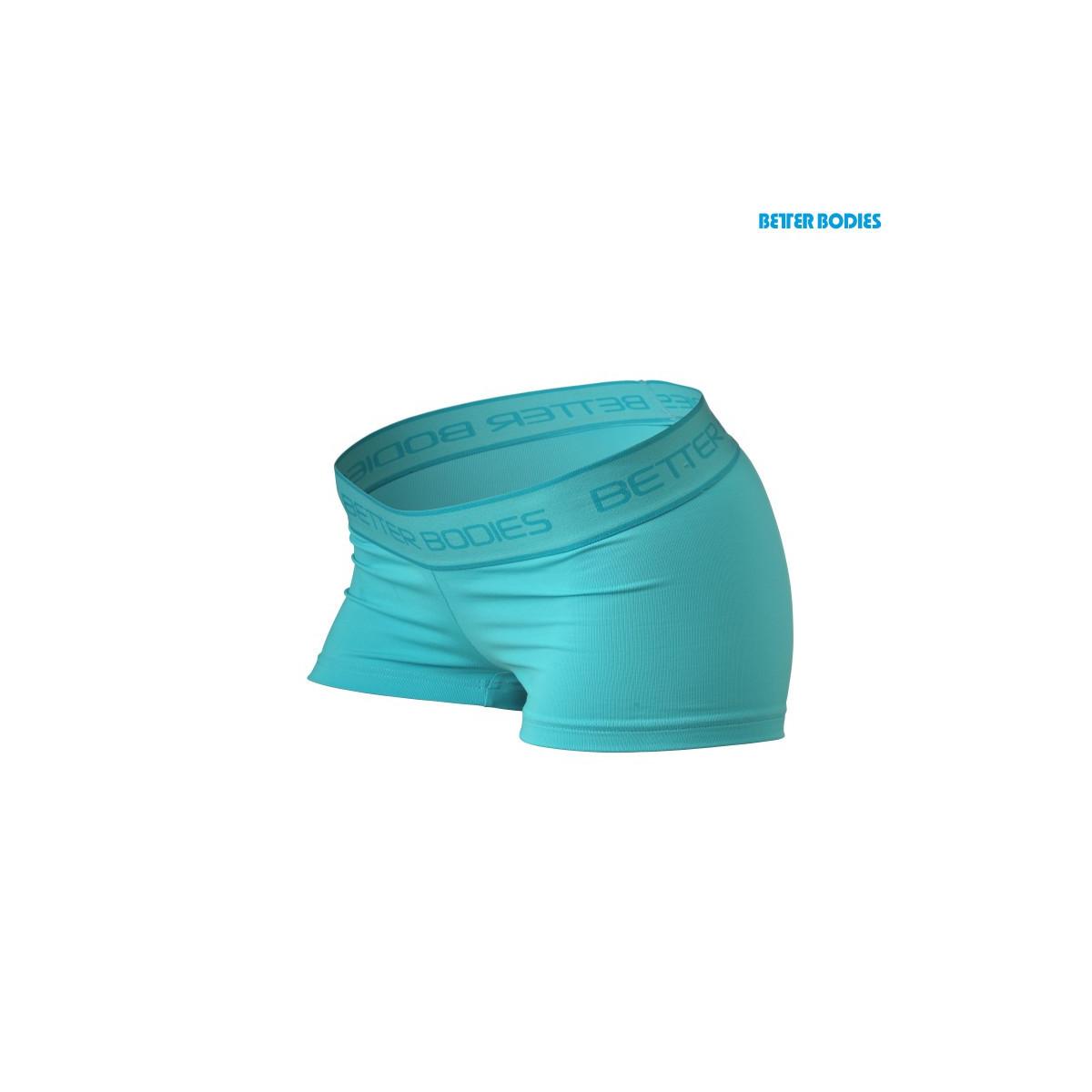 FITNESS HOTPANT - Bleu Ocean