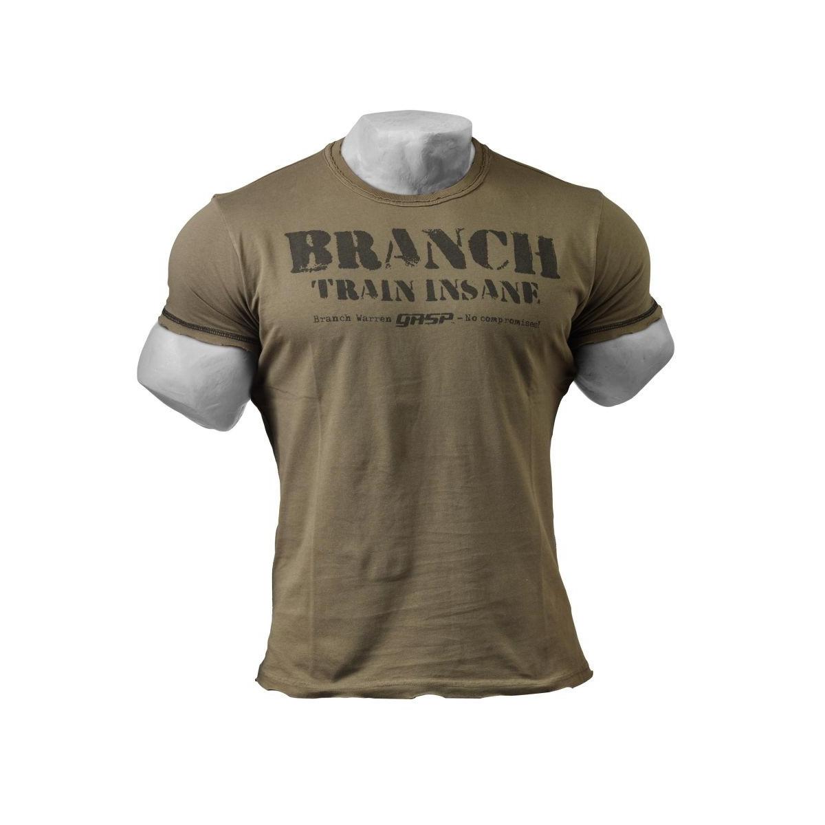BRANCH SPP ROUGH TEE - Wash Green