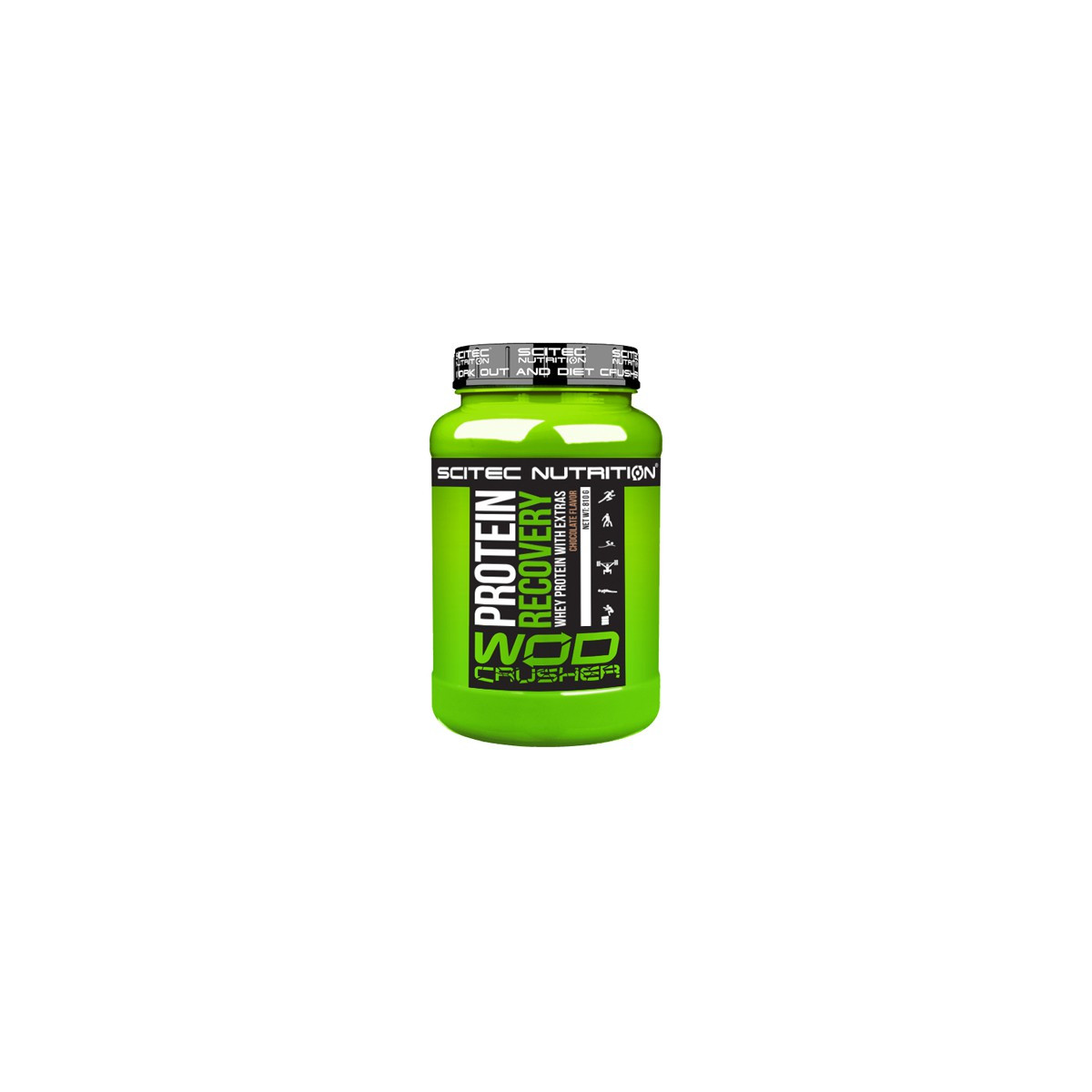 WOD CHRUSHER PROTEIN RECOVERY (810gr)
