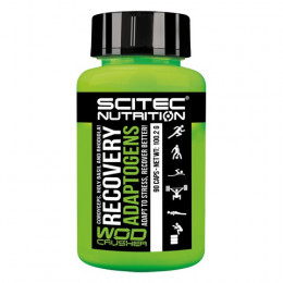 WOD CRUSHER RECOVERY ADAPTOGENS - SCITEC