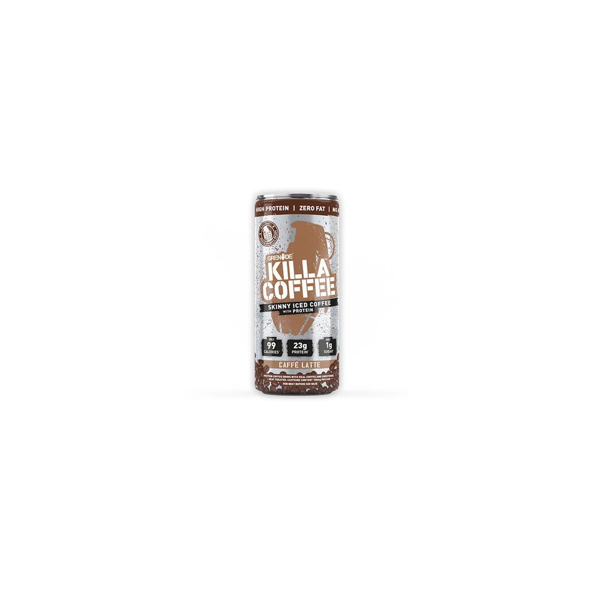Killa Coffee (12x 250 ml)