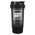SHAKER (500ml) Superset Nutrition + 2eme Shaker
