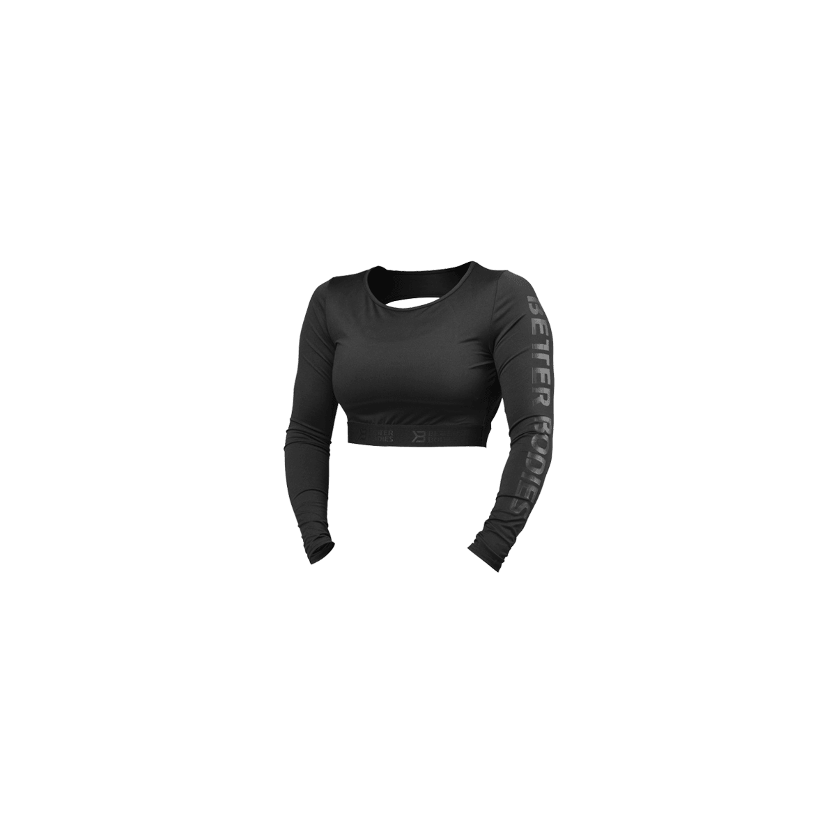 CHELSEA CROPPED L/S