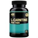 L CARNITINE 500mg ( 60 tabs)