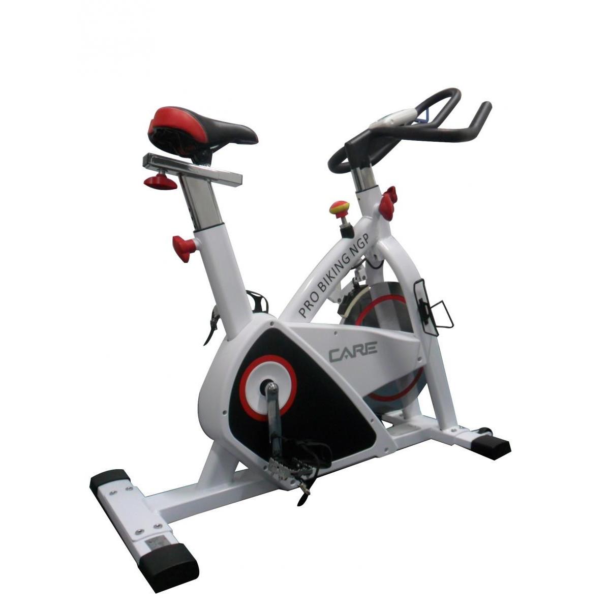 V lo de spinning pro biking ngp care - Velo spinning magnetique ...