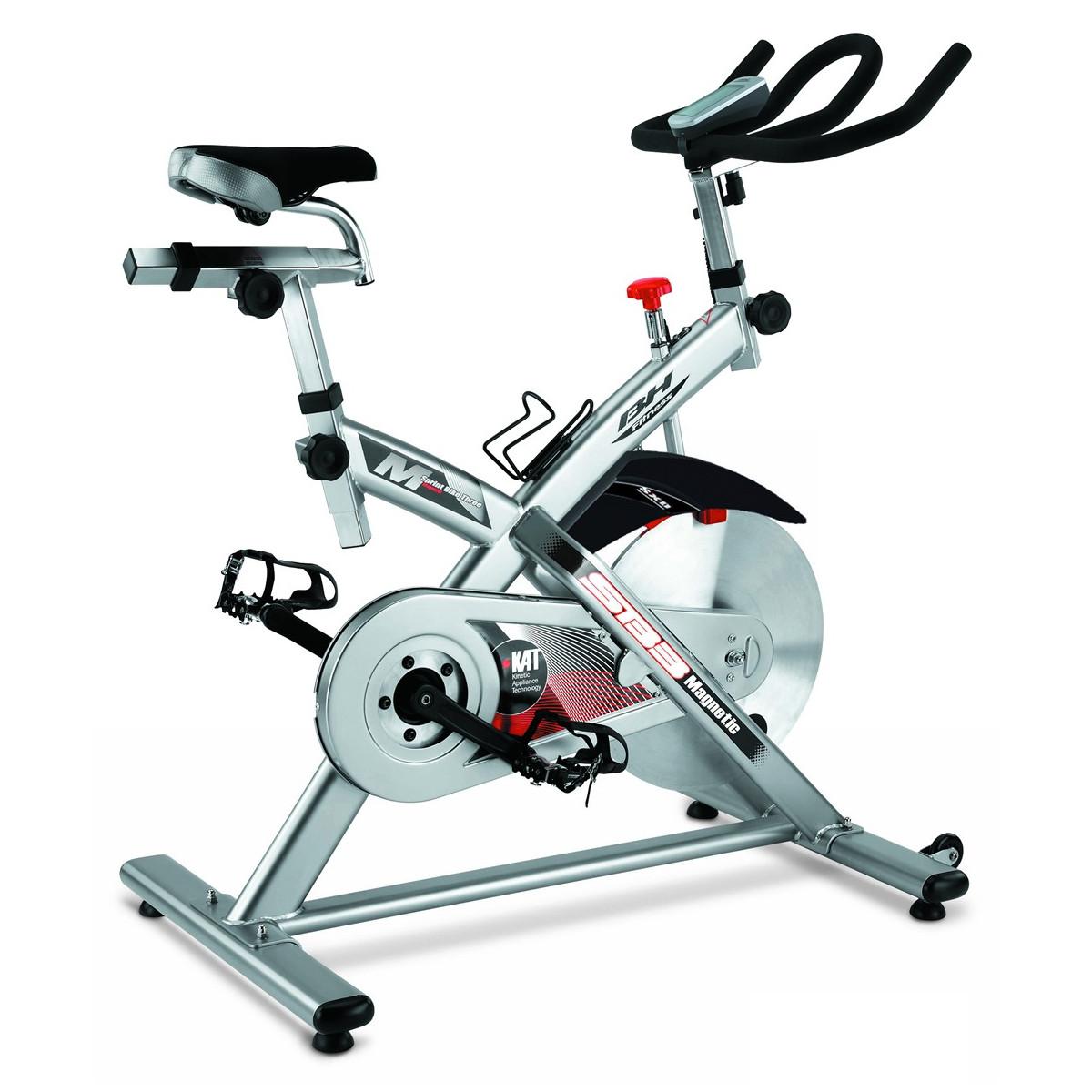 V lo de spinning sb3 magn tique bh fitness - Velo spinning magnetique ...