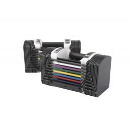 PowerBlock Sport 5.0 Adjustable Dumbbells - 2-22.5kgs