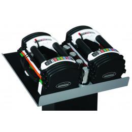 PowerBlock U90 Stage 1 Adjustable Dumbbells - 1-22.5kgs