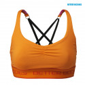 ATHLETE SHORT TOP - Orange