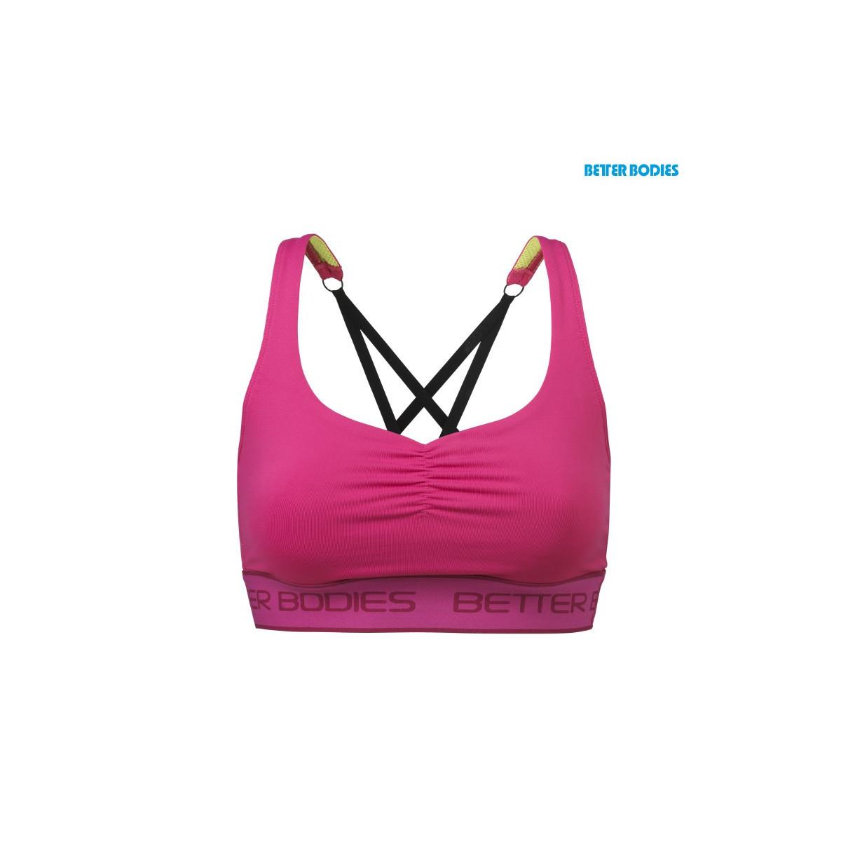 ATHLETE SHORT TOP - Pink