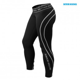 ATHLETE TIGHTS - Noir/Gris