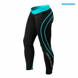 ATHLETE TIGHTS - Bleu Ocean