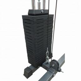 Chage Guidée 100 kg pour Power Rack