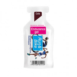 RUN & BIKE - ENDURANCE GEL - (18 X40g)