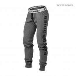SLIM SWEATPANT - ANTRACITE MELANGE