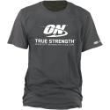 TSHIRT OPTIMUM NUTRITION CHARCOAL
