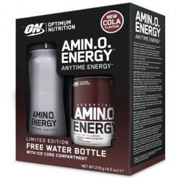 BOX AMIN.O ENERGY + GOURDE ISOTHERME