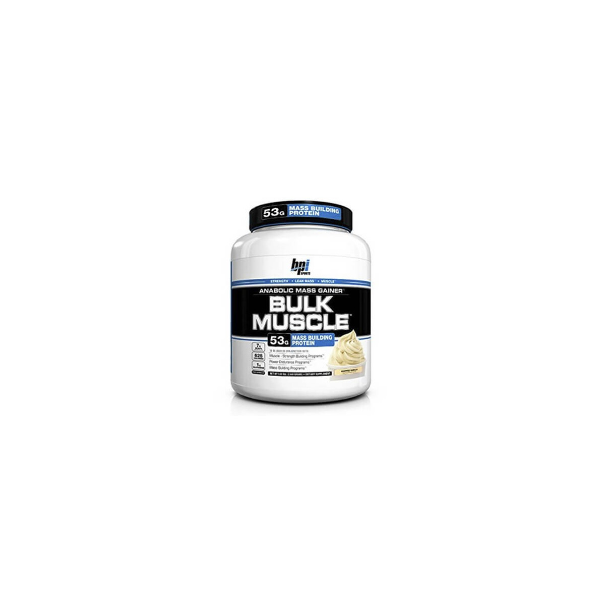 BULK MUSCLE (2,6kg)