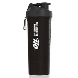 SHAKER OPTIMUM BLACK 800ML