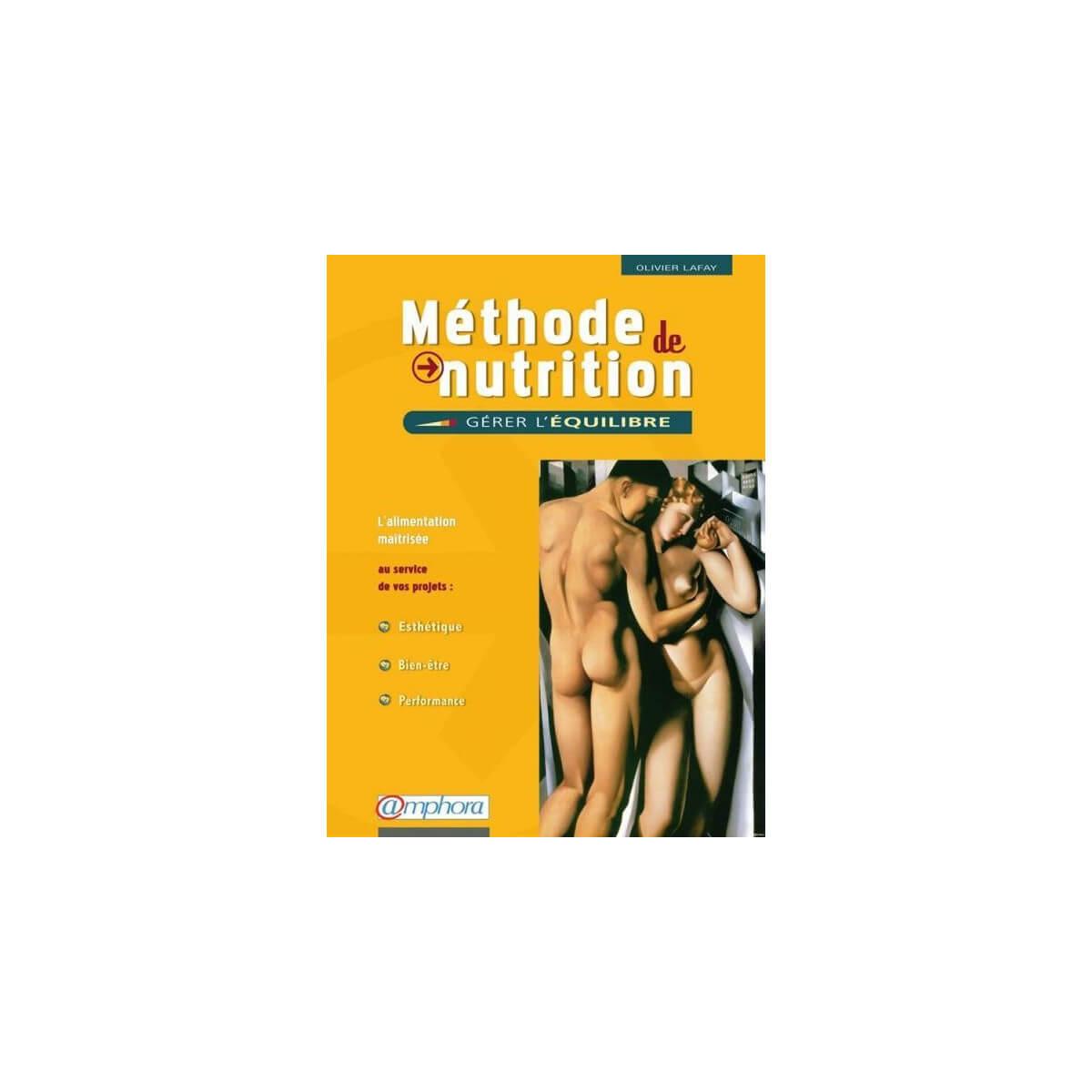 Méthode de Nutrition - Gérer l'équilibre