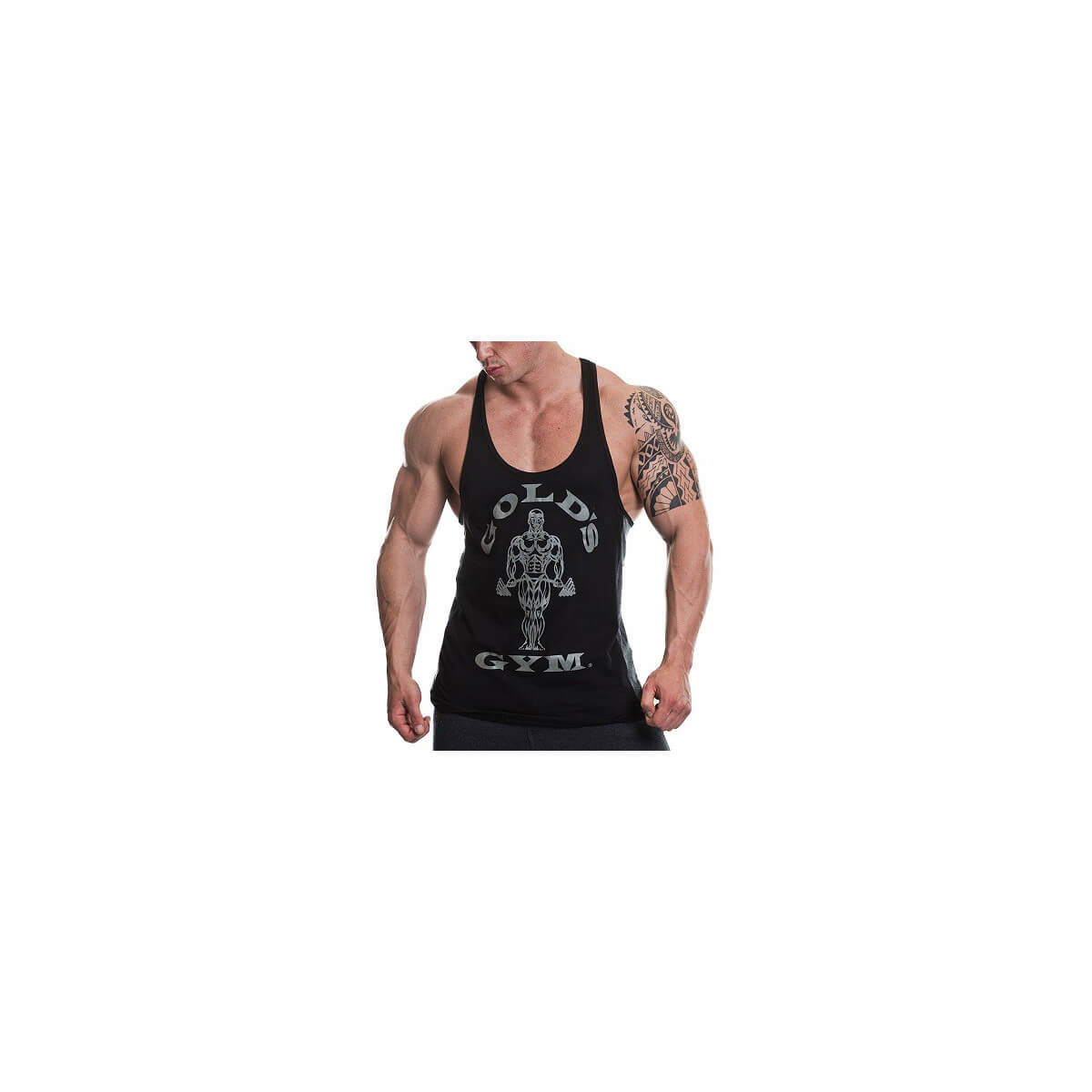 MUSCLE JOE TONAL PANEL STRINGER