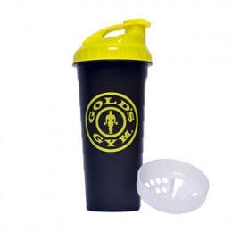 SHAKER BOTTLE GOLD'S GYM