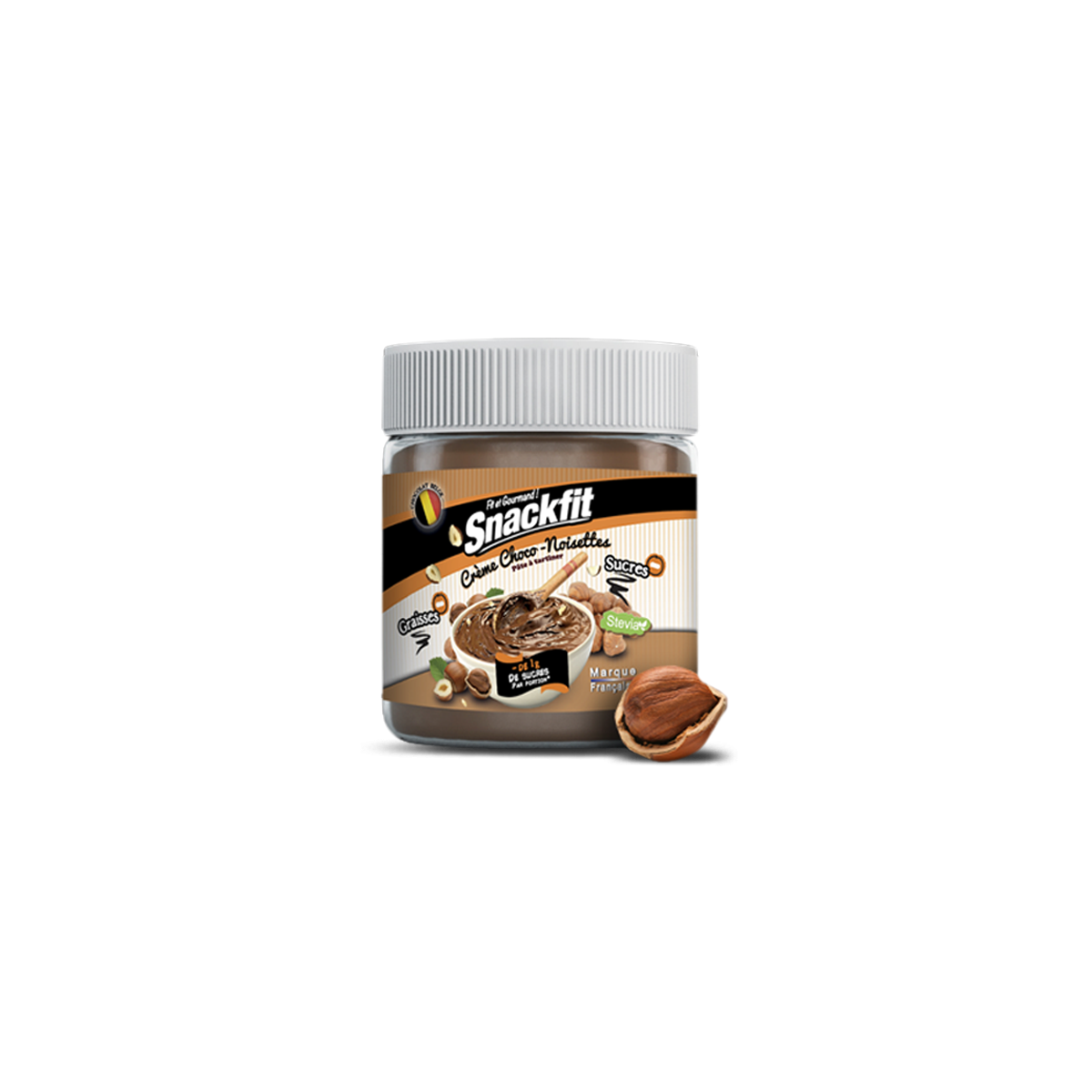 CREME CHOCO-NOISETTE (250g)