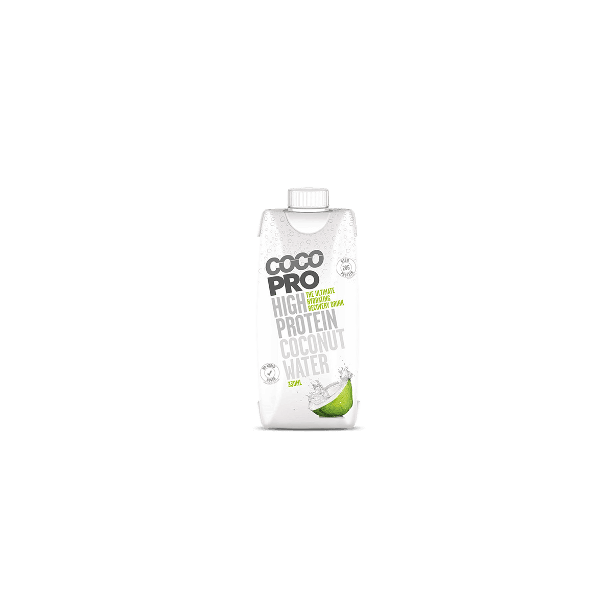 HIGH PROTEIN COCONUT WATER (1x330ml)