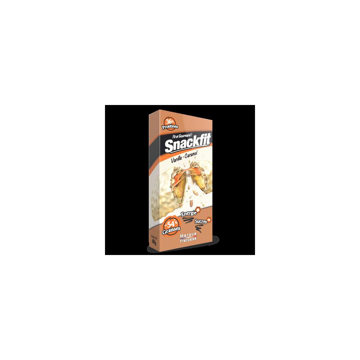 BARRE CHOCOLATEE PROTEINEE (60g)