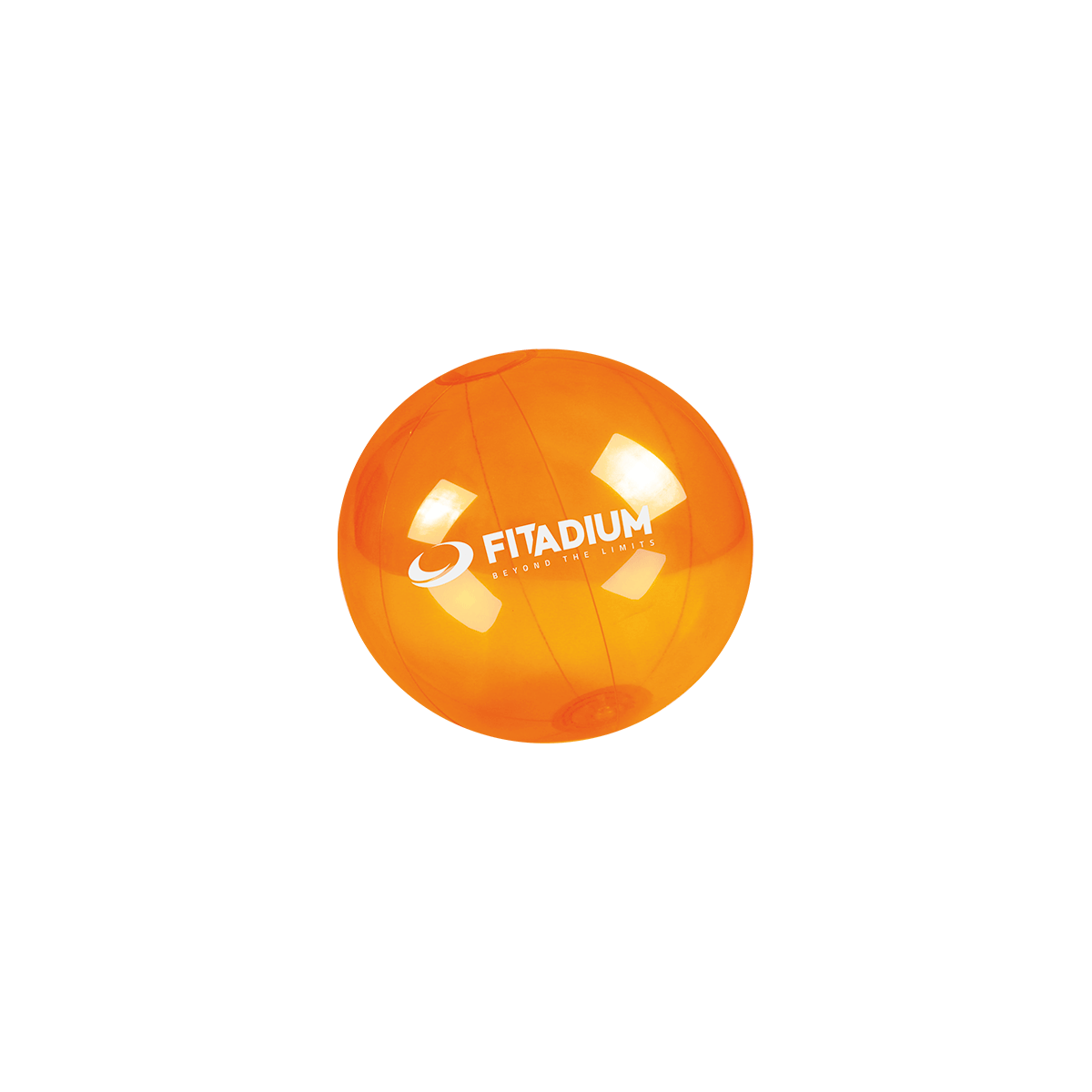 BALLON GONFLABLE ORANGE