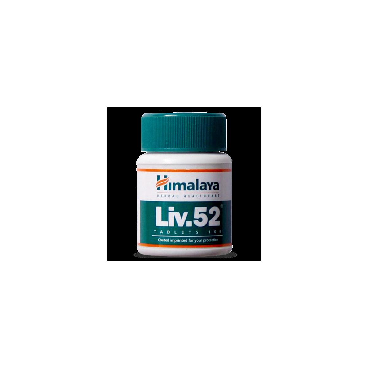 LIV52 - (100 Tabs)