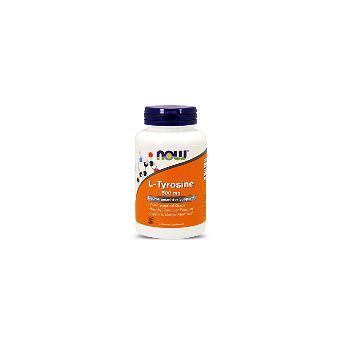 NOW FOODS L-TYROSINE 500mg (60caps)