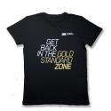 T-SHIRT GOLD STANDARD ZONE