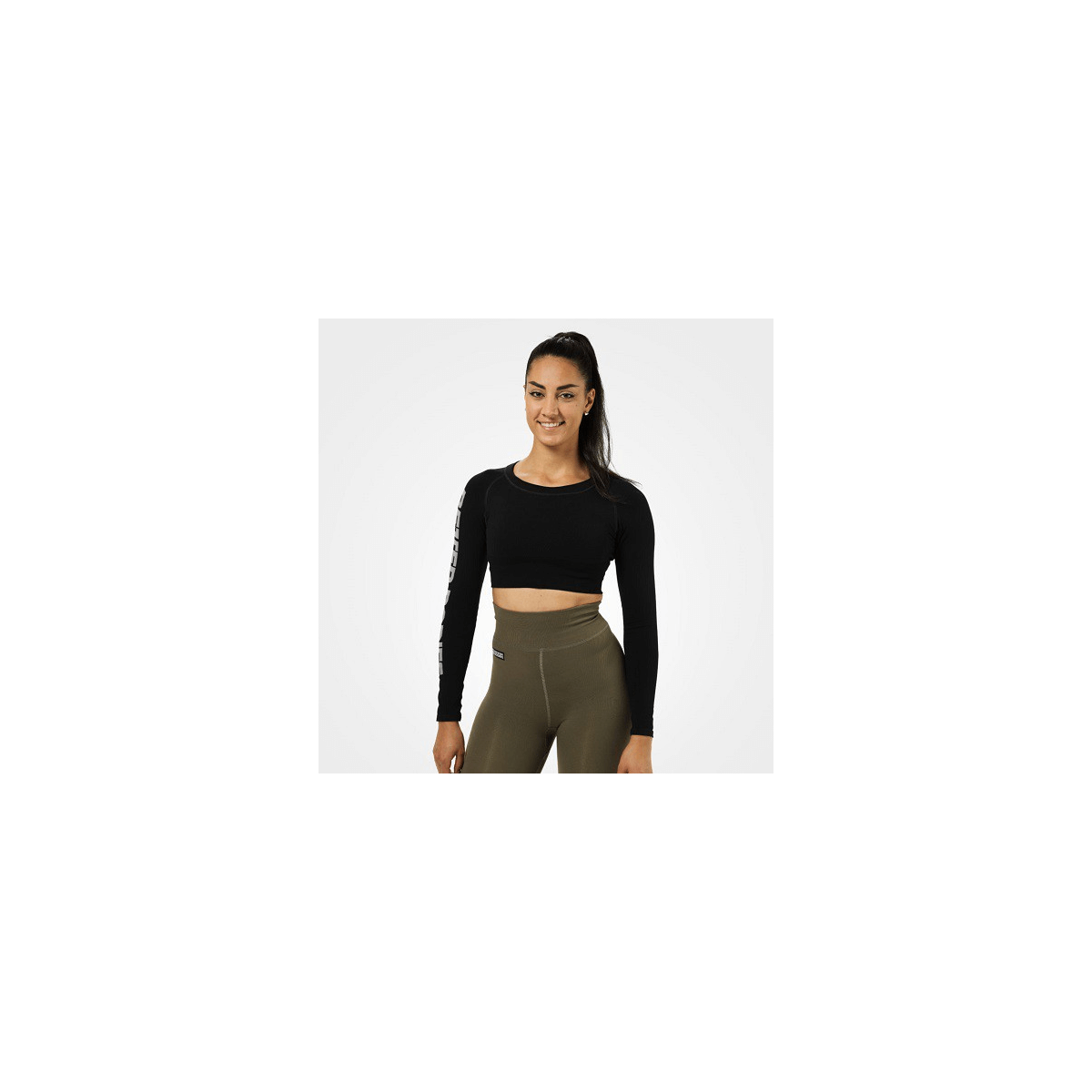 BOWERY CROPPED L/S