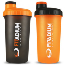 SHAKER FITADIUM - New Design + 2eme SHAKER