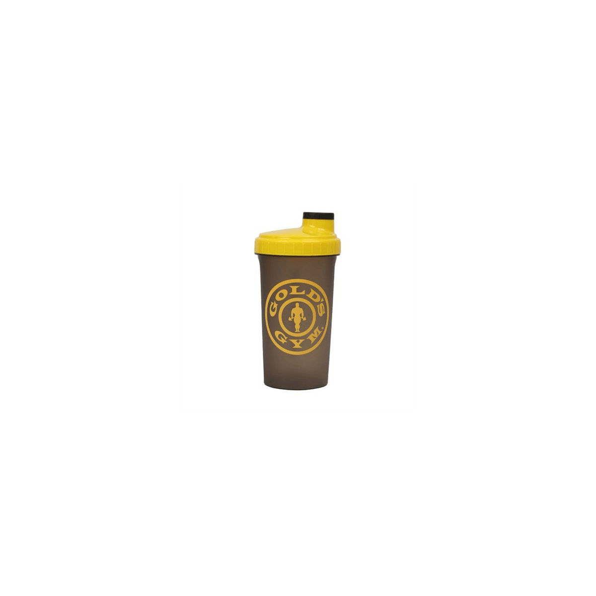 SHAKER GOLD'S GYM BLACK / GOLD