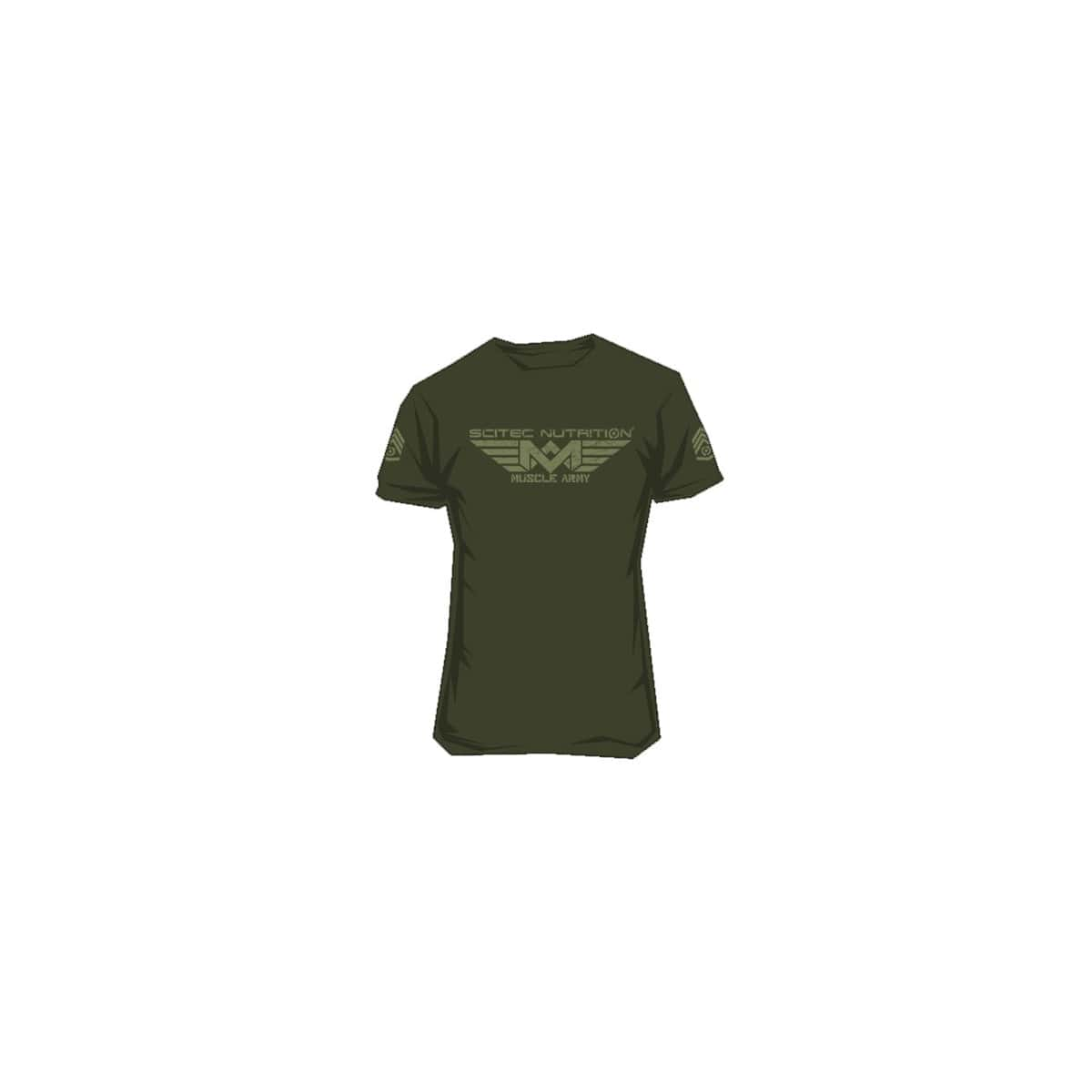 TSHIRT ARMY GREEN