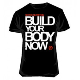 BUILD YOUR BODY NOW