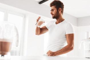 Pourquoi boire de la whey protéine au réveil?