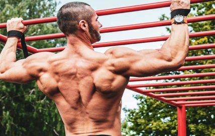 6 exercices de musculation pour un dos de Champion