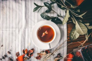 Le thé vert pour la perte de poids
