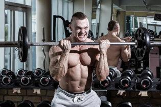 Difficile de garder force et masse musculaire hors compétition