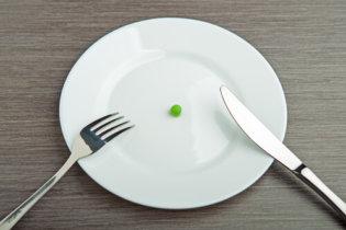 Oui, la taille compte quand il s'agit de portions alimentaires