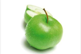 Mangez une pomme par jour pour rester mince