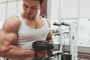 Pour avoir de gros bras, entraînez vos cuisses !