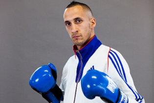 Johan, champion de boxe française savate