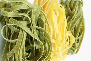 Une alternative aux pâtes, les pâtes végétales