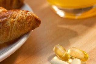 La vitamine D réduit les fractures