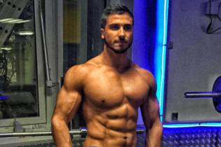 Fabrice, l'esthétique d'abord en bodybuilding